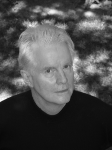 David Kirby - B&W Headshot